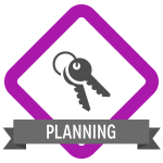 """Badge icon """"Key (2288)"""" provided by William J. Salvador, from The Noun Project under Creative Commons - Attribution (CC BY 3.0)"""